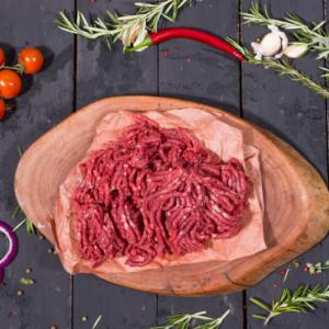 """בשר בקר טחון לקציצות – מבצע 3 ק""""ג"""